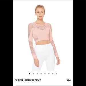 Alo Yoga Siren Long Sleeve